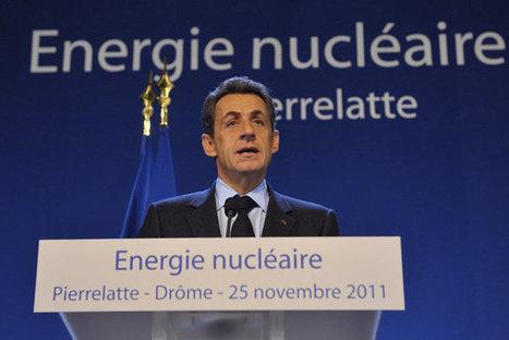 """Le """"candidat"""" Sarkozy déjà en campagne ? L'équipe de François Hollande exige une enquête.   Hollande 2012   Scoop.it"""
