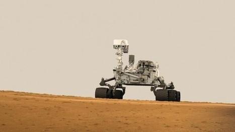 Le Rover Curiosity connait un dysfonctionnement majeur | Veille web-technologique | Scoop.it