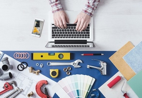 Web design : 11 outils en ligne pratiques et gratuits - Wix.com | FORMATION CONTINUE | Scoop.it