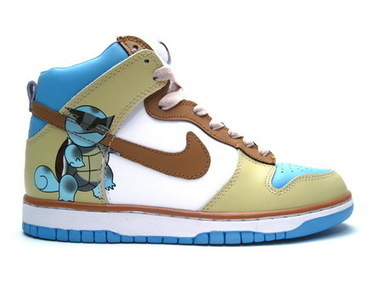 Pokemon Nike Dunks Squirtle Sneakers For Men Squirtle Nike Dunks /Squirtle Nikes Shoes | Pikachu Nike Dunks | Scoop.it