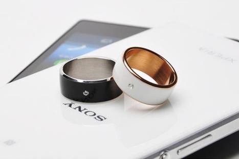 Quand un bijou devient connecté grâce à une puce NFC? | la NFC, ça vous gagne | Scoop.it
