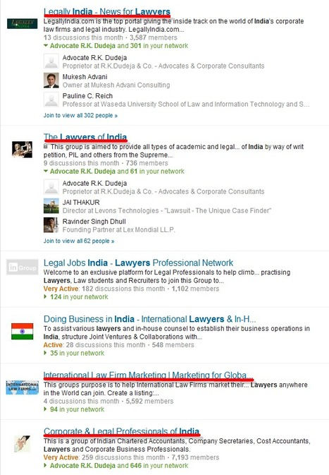 [Professional Series] Social Media Tips for Lawyers | Social Media Article Sharing | Scoop.it
