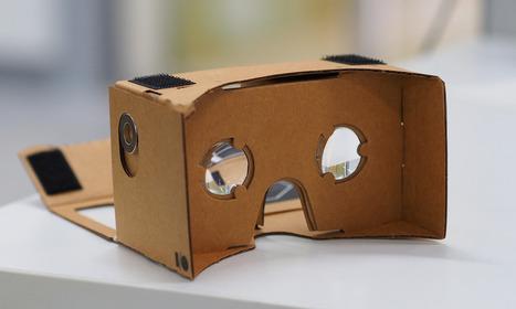 Using Virtual Reality in the Literature Classroom   APRENDIZAJE   Scoop.it