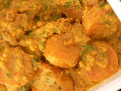 Curry Indien de carottes | Ma p'tite cuisine | Mes 2 mains débutent | Scoop.it