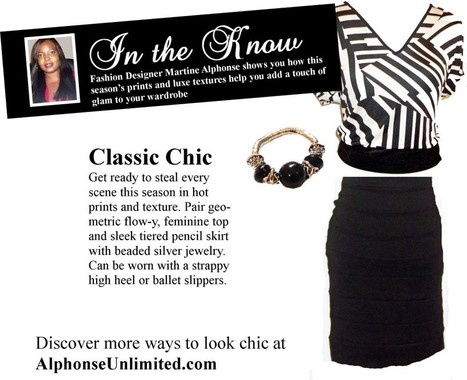 IN THE KNOW: Classic Chic | DREAM BIG. LIVE BIGGER | Fashion life style | Scoop.it