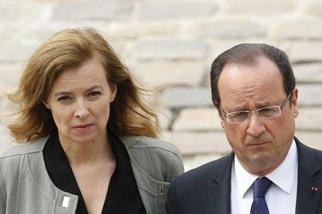 Hollande-Trierweiler : le récit des dernières heures d'un couple | Faits d'actualité et divers | Scoop.it