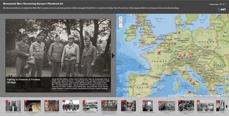 Histoire vraie des Monuments Men: Traduction SmithsonianMag.com | Histoire en français SVP | Scoop.it