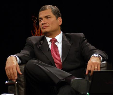 Periodistas ecuatorianos presentan demanda para declarar inconstitucional la Ley de Comunicación | Pasión Periodística | Scoop.it