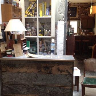 Le comptoir et la vitrine créés pour l'Établisienne | Jisseo :: Imagineering & Making | Scoop.it