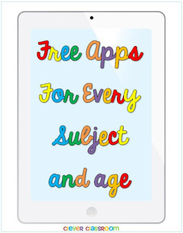 free apps for every subject and age | 0-8 Education | Scoop.it