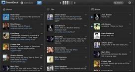 TweetDeck goes all HTML5 | AJCann | Scoop.it
