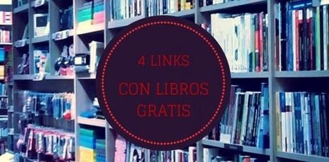 4 links para quien busca libros gratuitos   LAS TIC EN EL COLEGIO   Scoop.it
