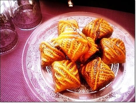 Makrout Makroud au four spirale | Gâteaux algériens modernes & traditionnels | Scoop.it