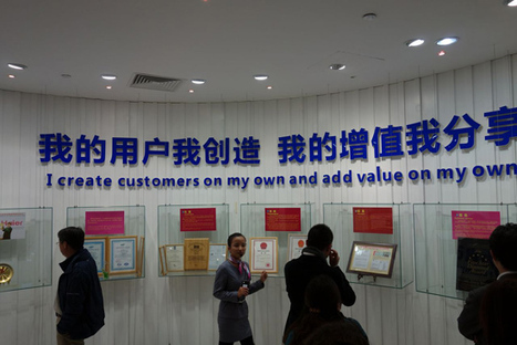 """Lose control in order to gain more?"" A visit to Haier HQ 