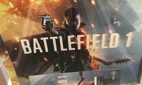 EA y Dice confirman que Battlefiel 1 es el nuevo Battlefield | Descargas Juegos y Peliculas | Scoop.it