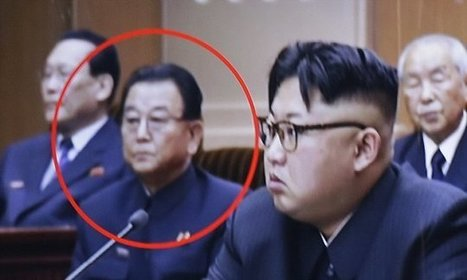 Kim Jong-un executes education minister for not sitting properly | Assignment Box | Scoop.it