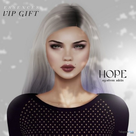 HOPE Classic Skin Group Gift by Essences | Teleport Hub - Second Life Freebies | Second Life Freebies | Scoop.it