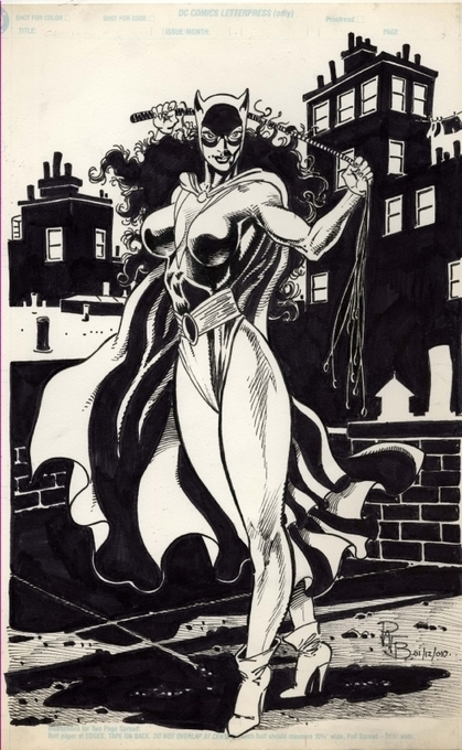 Commission And Be Damned - Catwoman On A Hot Tin Roof | Comic Books | Scoop.it