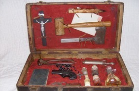 1890 vampire hunting kit | Inspire76 | Mudmap | Scoop.it