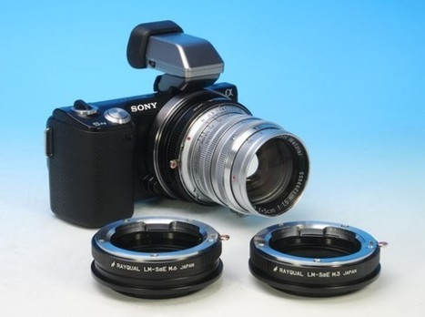The Ultimate Lens and Lens Adapter Combos for the Sony Nex (E-Mount) Camera System!! | SonyAlphaLab.com | Sony DSLR Reveiws, Alpha, Nex, SLT, Cyber-Shot, Sony Lens Reviews | Sony Nex Cameras and Lens Adapter Options!! | Scoop.it