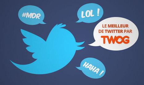 Top 20 des tweets qui nous ont fait rire cette semaine (#11) | De la com, du web, et du marketing | Scoop.it