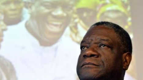 Migrants : Denis Mukwege déplore le silence des dirigeants africains | Crakks | Scoop.it