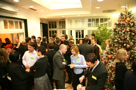 3 Holiday Networking Tips   Smart Small Business Marketing, by Sales Renewal   Scoop.it