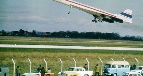 40 ans après son premier vol commercial, le Concorde toujours adulé   Musée Aeroscopia   Scoop.it