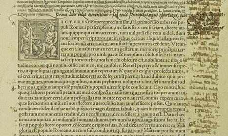 Web project allows readers to 'look over shoulders' of Renaissance scholars at work   Literatura Española de los Siglos de Oro   Scoop.it