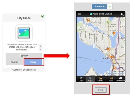 Geoinformación: AppSheet permite crear tus Apps turísticas desde una hoja de cálculo de Google | #GoogleMaps | Scoop.it