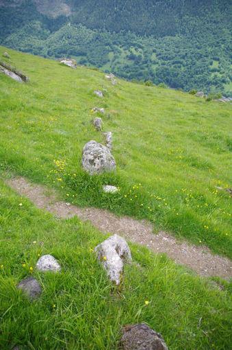 L'alignement de Peyrelade | Megalithes en photo | Scoop.it