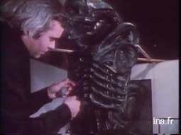 Hans Ruedi Giger et son personnage : Alien | What's new in Visual Communication? | Scoop.it