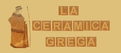EURICLEA: GRIEGO I: CERÁMICA... VIDA DIARIA Y EDUCACIÓN DE #GRECIA... | EURICLEA | Scoop.it