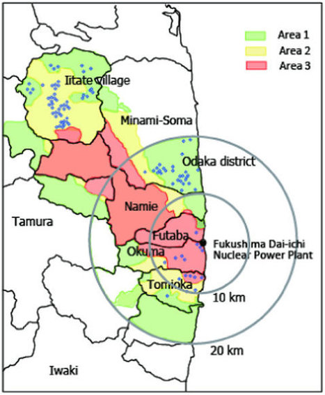 Indoor radiocaesium contamination in residential houses within evacuation areas after the Fukushima nuclear accident | Fukushima | Scoop.it