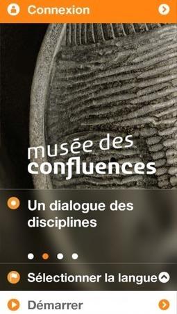 l'application mobile du Musée des Confluences | L'actu culturelle | Scoop.it