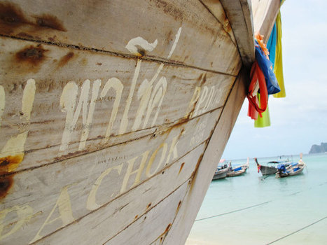 Relax Beach Resort, Ko Phi Phi   Trip Thaïlande   Scoop.it