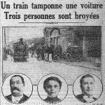 C'était il y a cent ans : éphéméride d'août 1912 en France | Yvon Généalogie | GenealoNet | Scoop.it