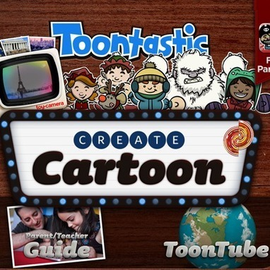 Digital Storytelling and the Common Core: Using Toontastic to Teach ELA | Lund's K-12 Technology Integration | Scoop.it