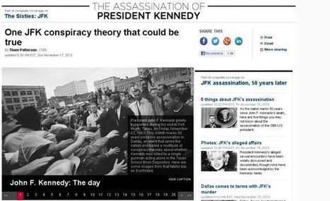 CNN Drops JFK/CIA Bombshell: One JFK Conspiracy Theory That Could Be True | Conspiracy Theories | anonymous activist | Scoop.it