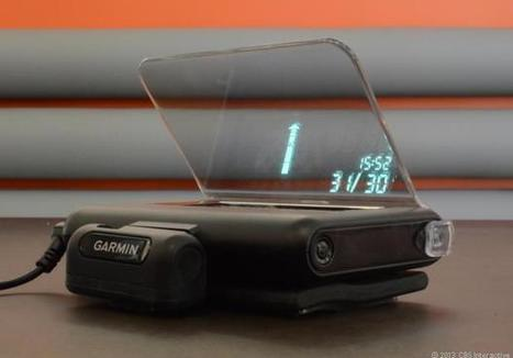 Garmin Head-Up Display | Real Estate Plus+ Daily News | Scoop.it