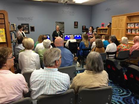 New teen room dedicated at JMC Library   Tennessee Libraries   Scoop.it