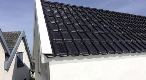 Weltneuheit Solardachziegel   Terre cuite Allemagne   Scoop.it