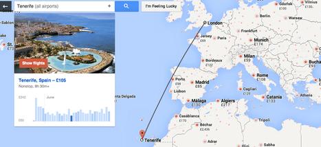 Où partir en vacances? Google veut choisir pour vous | Etourisme et webmarketing | Scoop.it