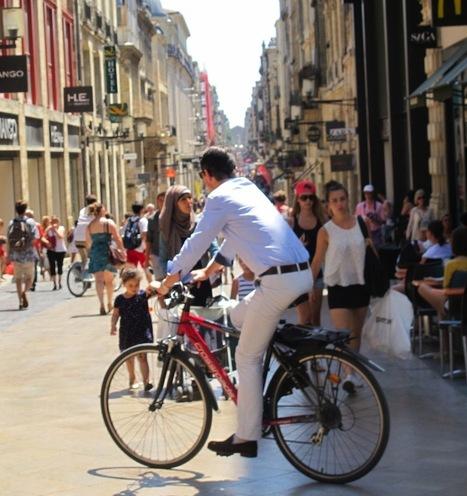 L'indemnité vélo-boulot-dodo arrive à Bordeaux - Rue89 Bordeaux | PDE | Scoop.it