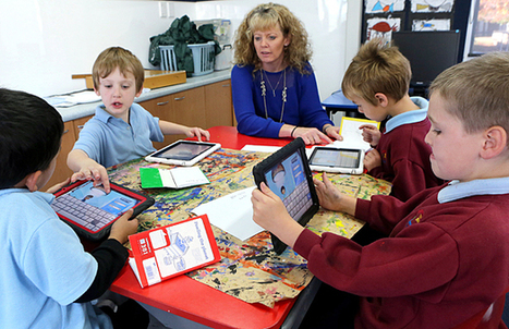 Digital impact on learning 'incredible' - The Press | Make Maths engaging! | Scoop.it