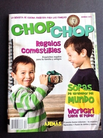 Kids Learn Spanish and Cooking with Chop Chop | Preschool Spanish | Scoop.it