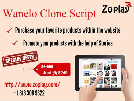 Purchase your favorite products-Wanelo Clone Script | zoplay | Wanelo clone script | Scoop.it