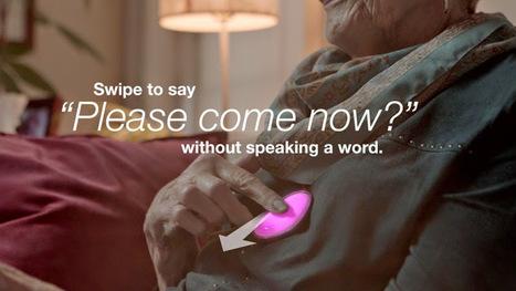 Smartstones: Pedra inteligente que ajuda idosos a comunicar | Criatividade, inovação, marketing | Scoop.it