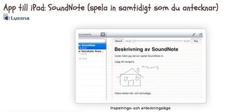 Specialpedagog gillar lärplattan - re:flex | Folkbildning på nätet | Scoop.it