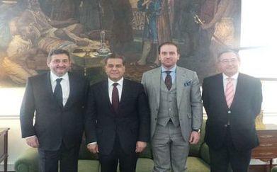 As Kurdistan Expands International Ties, Official Visits Portugal and Spain - Rudaw | Kurdistan Oil | Scoop.it